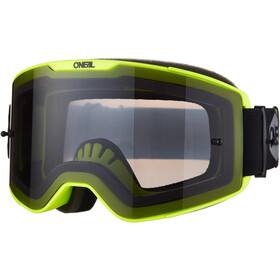 O'Neal B-20 Goggles Plain neon yellow/black-gray